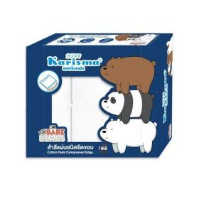 Karisma-We-Bare-Bears-Cotton-Pads-Compressed-Edgge-100-pcs..html